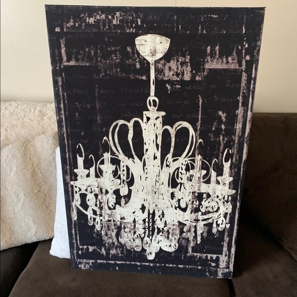 Other - Chandelier Canvas